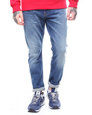 Calvin Klein - SLIM HOUSTON MID BLUE-2269424