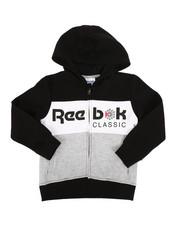 Reebok - Classic Full Zip Hoodie (4-7)-2266147