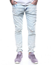 Jeans - White Wash Stretch Jean-2269261