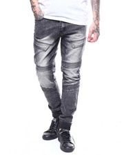 Jeans - Thigh Pocket Ripple Jean-2269383