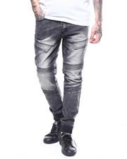 Men - Thigh Pocket Ripple Jean-2269383