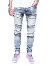 Men - Thigh Pocket Ripple Jean-2269376