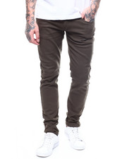 Jeans & Pants - SKINNY STRETCH TWILL PANT-2269450