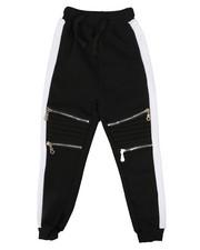 Sizes 4-7x - Kids - Fleece Zipper Joggers (4-7)-2268060