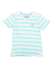 Tops - Striped Tee (4-7)-2268461