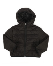 Arcade Styles - Packable Puffer Jacket (4-7)-2267605