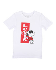 "Tops - Snoopy ""Joe Cool"" Tee (8-20)-2267923"