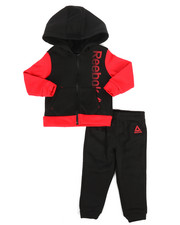 Reebok - Power Moves 2 Piece Set (2T-4T)-2266048