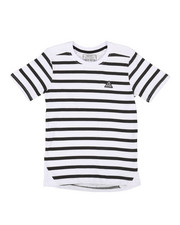 Sizes 8-20 - Big Kids - Striped Tee (8-20)-2268346