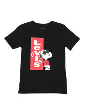 "Sizes 8-20 - Big Kids - Snoopy ""Joe Cool"" Tee (8-20)-2268911"