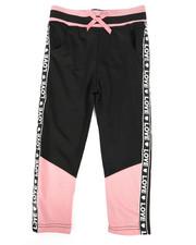 Activewear - Color Block Tricot Pants (4-7)-2269655