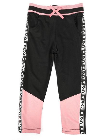 La Galleria - Color Block Tricot Pants (4-7)