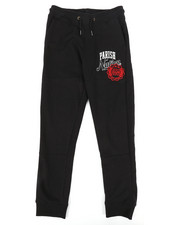 Sizes 8-20 - Big Kids - Cut & Sew Self Blocking Joggers (8-20)-2269630