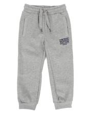 Parish - Printed Block Sweatpants (4-7)-2269006