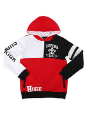 Sizes 8-20 - Big Kids - Fleece Pullover Hoodie (8-20)-2265401