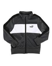 Boys - Puma Track Jacket (4-7)-2267959