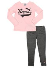 Puma - 2 Piece Top & Legging Set (4-6X)-2267364