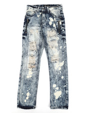 Sizes 8-20 - Big Kids - Rip & Repair Jeans (8-20)-2269667