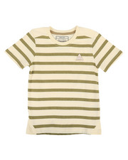 Tops - Striped Tee (4-7)-2268441
