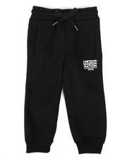 Boys - Printed Block Sweatpants (2T-4T)-2269784