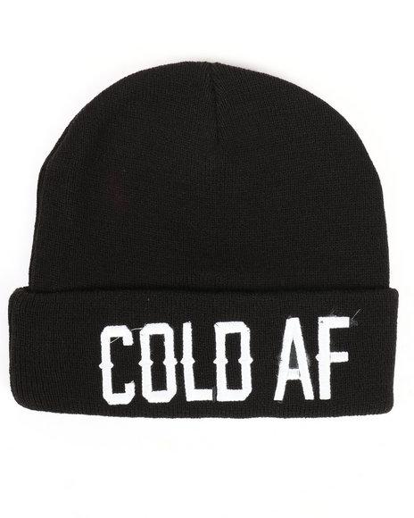 BLACKJACK - Cold AF Knit Beanie
