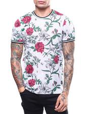 Shirts - FLORAL PRINT TEE-2270485