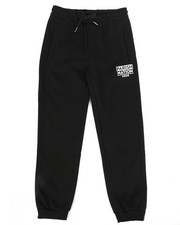 Sizes 8-20 - Big Kids - Printed Block Sweatpants (8-20)-2269793