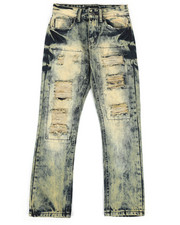 Sizes 8-20 - Big Kids - Rip & Repair Jeans (8-20)-2270324