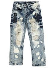 Bottoms - Rip & Repair Jeans (4-7)-2270336