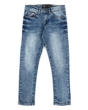 Sizes 8-20 - Big Kids - Flex Basic Denim Jeans (8-20)-2269915