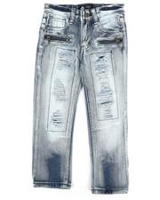 Bottoms - Rip & Repair Jeans (4-7)-2270281