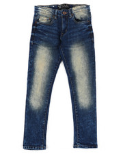 Sizes 8-20 - Big Kids - Flex Basic Denim Jeans (8-20)-2269908