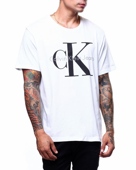 Calvin Klein - Reissue logo Tee