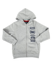 Sizes 8-20 - Big Kids - Classic Full Zip Hoodie (8-20)-2269878