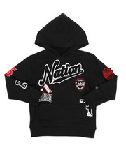 Boys - Patch Work Hoodie (2T-4T)-2268887