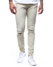 Buyers Picks - Stretch Twill Blown out Knee pant-2270154