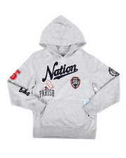 Boys - Patch Work Hoodie (2T-4T)-2268878