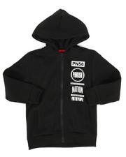Parish - Classic Full Zip Hoodie (4-7)-2269068