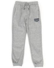 Sizes 8-20 - Big Kids - Printed Block Sweatpants (8-20)-2269798