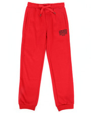 Sizes 8-20 - Big Kids - Printed Block Sweatpants (8-20)-2269813