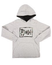 Sizes 8-20 - Big Kids - Puma Pullover Hoodie (8-20)-2269625