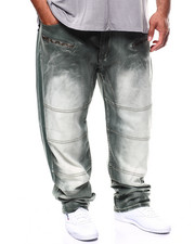 Akademiks - Core Sateen Jeans (B&T)-2267244