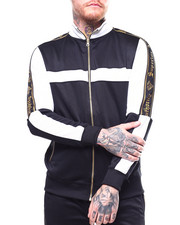 Track Jackets - Superior Authority Colorblock Track Jacket-2270914