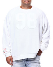 Sean John - 98 Crew Neck Sweatshirt (B&T)-2267845