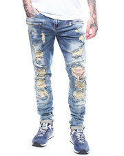 Crysp - Montana Seamed Ripped Jean-2271115