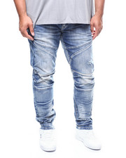 SMOKE RISE - Fashion Denim Jean (B&T)-2268855