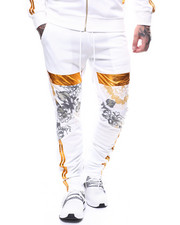 Buyers Picks - Gold Flower Track Pant-2271003
