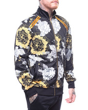 Buyers Picks - Gold Flower Track Jacket-2270906