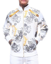 Buyers Picks - Gold Flower Track Jacket-2270895