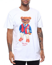 Hustle Gang - HUSTLE BEAR PREP SS TEE-2271615